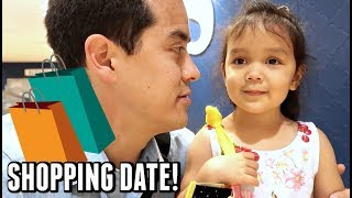Download FATHER DAUGHTER SHOPPING DATE! - ItsJudysLife Vlogs Video