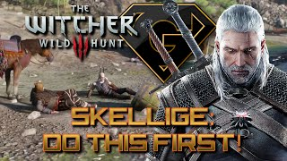 Download The Witcher 3: Wild Hunt Tips - Skellige - Do This FIRST! (Mild SPOILER) Video