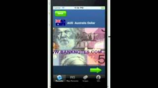 Download Currency Banknotes Demo Video