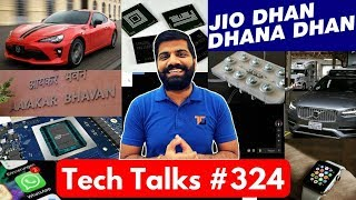 Download Tech Talks #324 - Jio New Plans, Oppo F5, Intel Nervana, Apple Saved Life, Toyota Fuel Cell Video