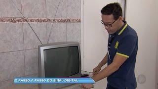 Download Aprenda como instalar o conversor digital na TV analógica Video