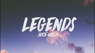 Download Juice WRLD - Legends (Lyrics) Video