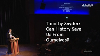 Download Timothy Snyder: Can History Save Us From Ourselves? Video