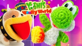 Download Poochy & Yoshi's Woolly World - All 31 Short Movies Video