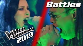 Download Linkin Park - Crawling (Mark Agpas vs. Stefanie Stuber)   PREVIEW   Voice of Germany 2019   Battles Video