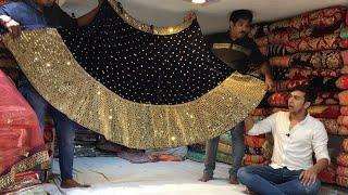 Download Designers Lehenga in Chandni Chowk Delhi (Sabhyasachi , Manish Manhotra Replicas) Video