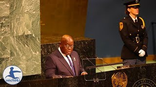Download Ghanaian President Speech Exposes the West Controlled United Nations Video