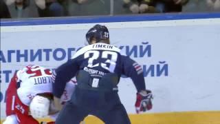 Download KHL Fight: Timkin VS Talbot Video