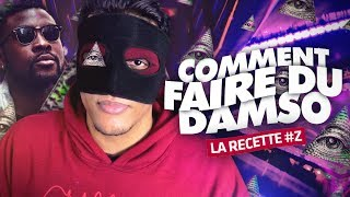 Download COMMENT FAIRE DU DAMSO? - LA RECETTE #6 - MASKEY Video