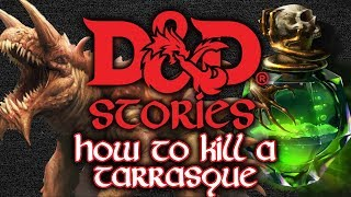 Download D&D Stories: How to Kill a Tarrasque Video