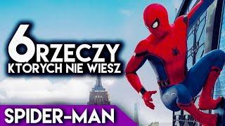 Download 6 rzeczy, których nie wiesz - SPIDER MAN! #2 | Dafuq Video