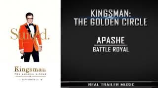 Download Kingsman 2: The Golden Circle Trailer #2 Music | Apashe - Battle Royal Video