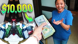 Download Tipping My Maid $10,000... (emotional) Video