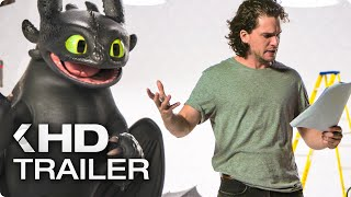 Download HOW TO TRAIN YOUR DRAGON 3 - Kit Harington vs Toothless Viral Clip (2019) Video