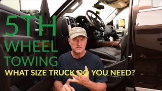 Download 5th Wheel towing - Is your truck big enough? Video