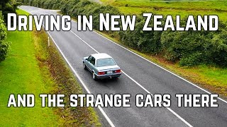 Download Driving in New Zealand and the strange cars there Video