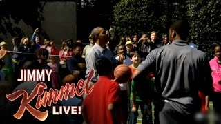 Download President Obama Sports Bloopers Video