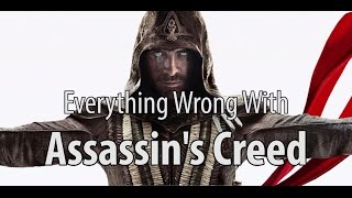 Download Everything Wrong With Assassin's Creed In 13 Minutes Or Less Video