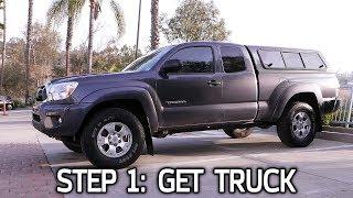 Download Step 1: Get Truck Video