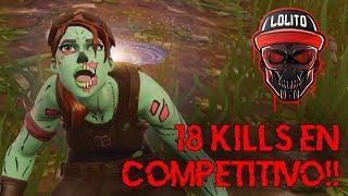 Download 💀 ¡18 KILLS EN COMPETITIVO! 💀 ~ FORTNITE Video