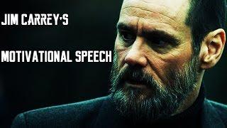 Download Jim Carrey - Motivational Speech Video