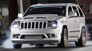 Download Twin Turbo JEEP - It SOUNDS AMAZING! Video