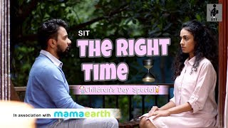 Download SIT | THE RIGHT TIME | Children's Day | MANASI PAREKH | NAMIT DAS | SHORT FILM Video