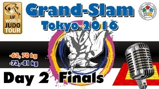 Download Judo Grand-Slam Tokyo 2016: Day 2 - Final Block Video