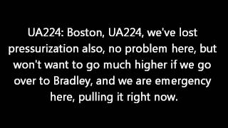 Download United Airlines Emergency Landing in Boston (ATC Conversations) Video