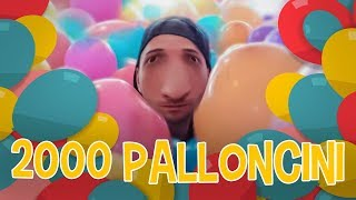 Download TERRORE IN CASA! 2000 PALLONCINI IN CAMERA DI DREAD (prank) Video