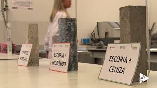 Download Huesos de oliva para hacer cemento - Noticia @UPVTV, 13-11-2017 Video