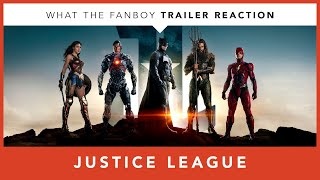 Download WhatTheFanboy - Justice League - Official Heroes Trailer Reaction Video