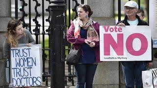 Download Ireland votes on abortion referendum Video