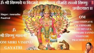 Download Shri Vishnu Gayatri Mantra By Anuradha Paudwal Full Audio Song Juke Box Video