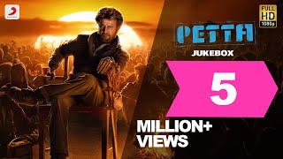 Download Petta - Official Jukebox | Superstar Rajinikanth | Sun Pictures | Karthik Subbaraj |Anirudh Video