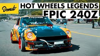 Download Father-Son Team Builds Epic 73' 240z to win Hot Wheels Legends Tour Seattle Video