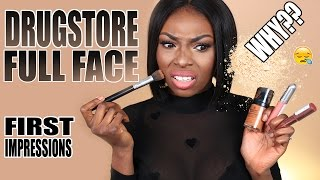 Download DRUG STORE FULL FACE FIRST IMPRESSIONS USING ONE BRAND Video