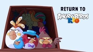 Download Return to Angry Birds Rio! Video
