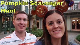 Download Magical Mondays #68 - Port Orleans French Quarter - Pumpkin Scavenger Hunt! Video