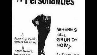 Download TELEVISION PERSONALITIES - part time punks Video