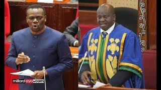 Download 'Zitto utanifanya nini? ninaweza kukuzuia usiongee hadi mwisho wa Ubunge wako″ - NDUGAI Video