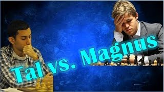 Download TAL vs MAGNUS CARLSEN | How I Checkmated The World Champion Video