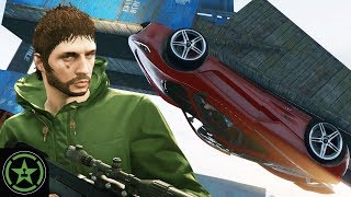 Download Let's Play - GTA V - Stunters VS Snipers with Buckley and Lazarbeam Video