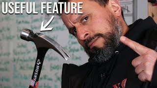 Download DON'T OVERLOOK THIS FEATURE ON YOUR HAMMER! Video