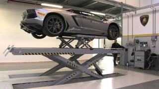 Download RAV640.2ISI Ponte a forbice / RAV640.2ISI Scissors lift Video