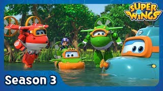 Download Lost In the Everglades | super wings season 3 | EP04 Video