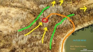 Download Deer Hunting Strategy - GOING IN BLIND Video