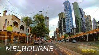 Download Melbourne City Centre CBD Lonsdale Street Australia Video