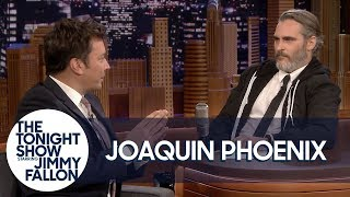 Download Joaquin Phoenix and Jimmy Fallon Trade Places Video