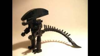 Download How To Make: LEGO Alien / Xenomorph Video